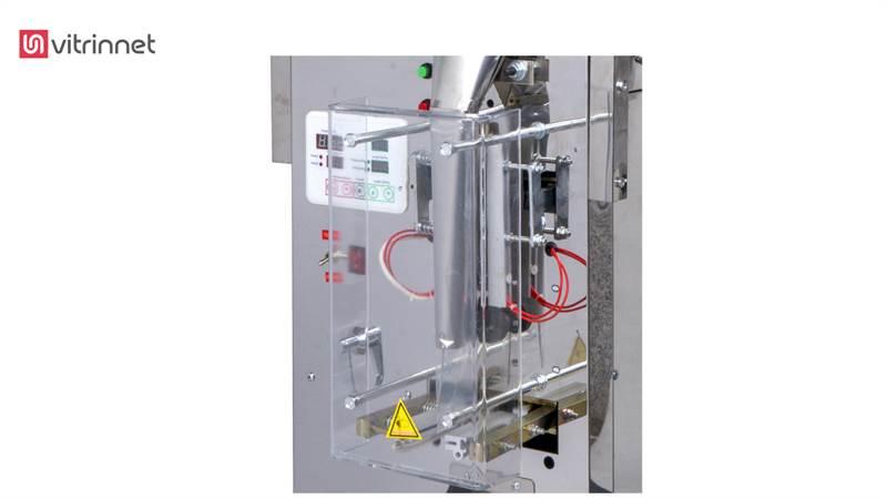 دستگاه ساشه پودری  2-200 گرم  سه طرف دوخت مدل 21521
