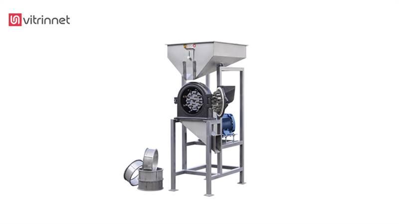 دستگاه آسیاب شکر مدل (TS 4200 ( pm 30