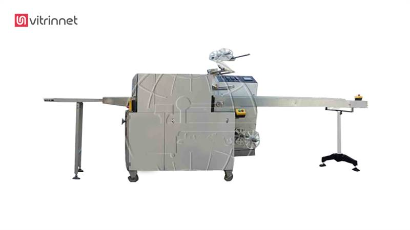دستگاه بسته بندی خرما با سیستم PLC