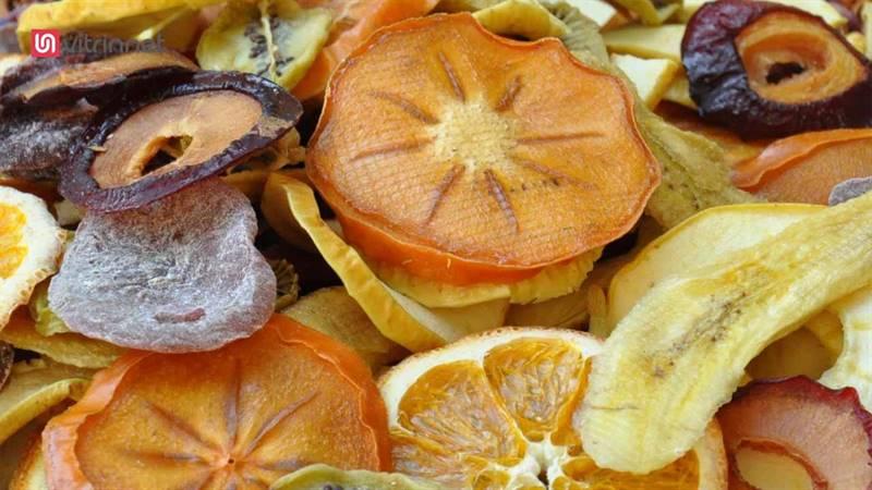 دستگاه خشک کن سبزی و میوه 350 کیلیویی
