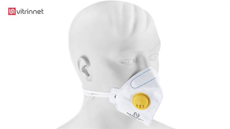 خط تولید نیمه اتوماتیک ماسک فیلتردار