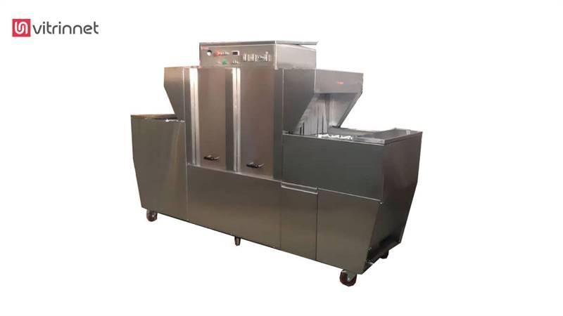 ماشین ظرفشویی صنعتی مدل MZF3