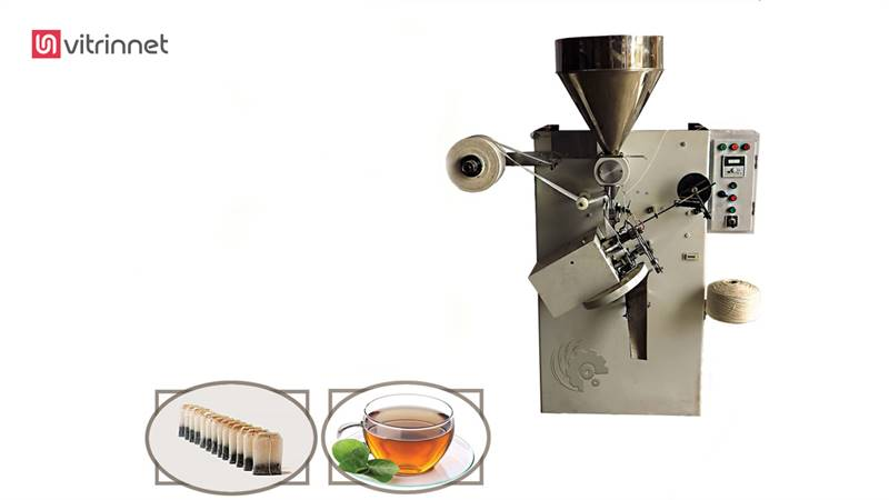 دستگاه تی بگ چایی و دمنوش
