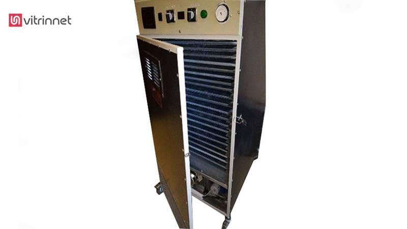 دستگاه خشک کن میوه و سبزی 20 سینی برقی مدل AL13000-E20