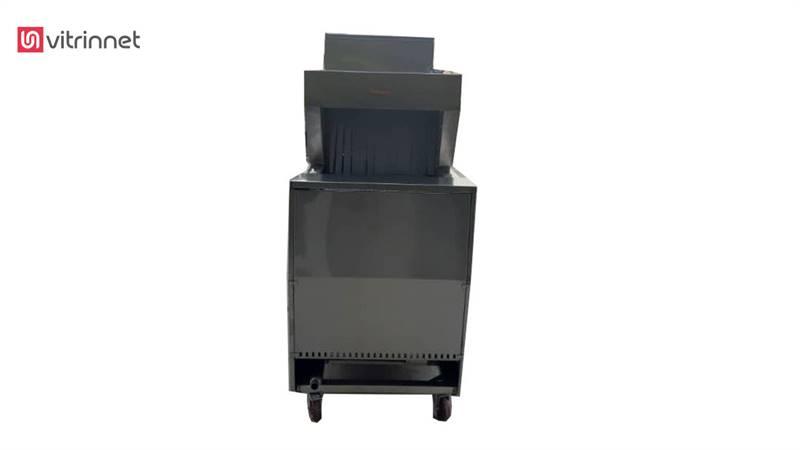 ماشین ظرفشویی صنعتی مدل MZF7