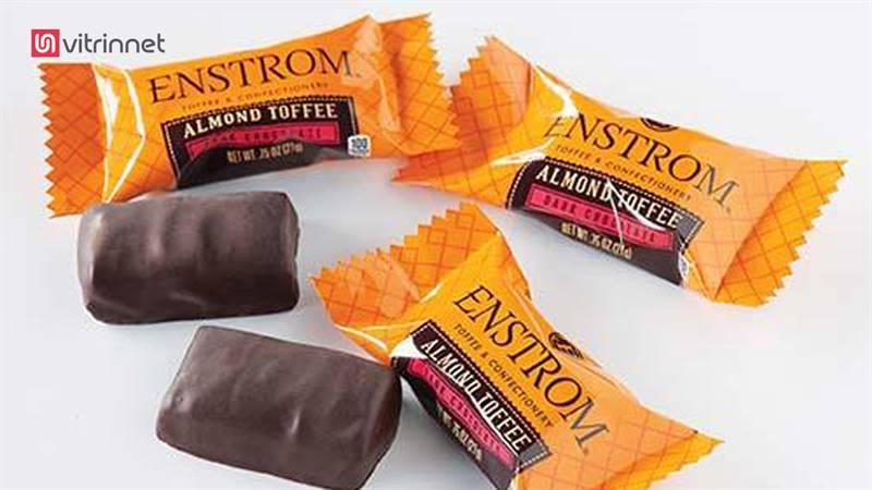 دستگاه بسته بندی شکلات دو طرف دوخت