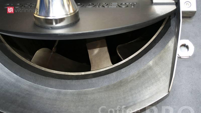 دستگاه روستر قهوه مدل CraftMaster CM12