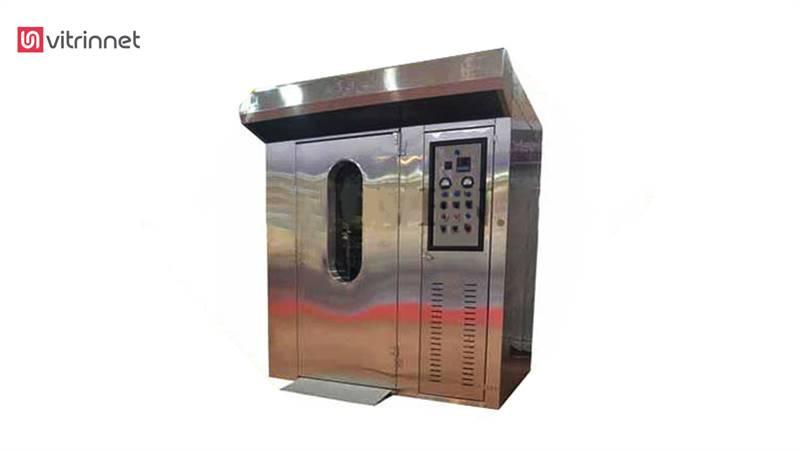 دستگاه فر گردان مدل KF900