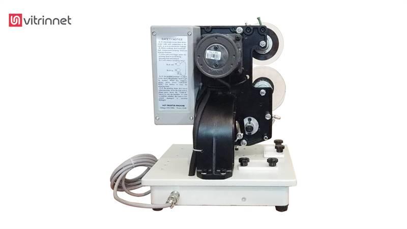 دستگاه تاریخ زن حرارتی اتوماتیک