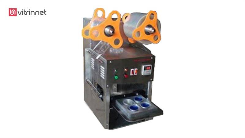 دستگاه سیل لیوانی نیمه اتوماتیک