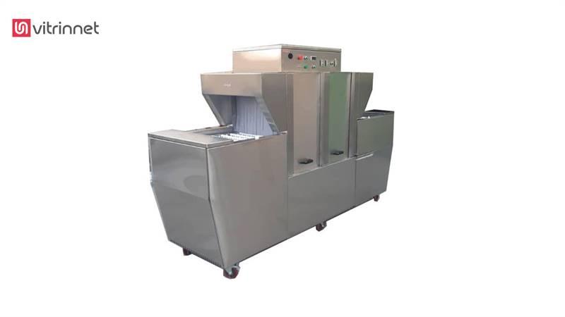 ماشین ظرفشویی صنعتی مدل MZF1
