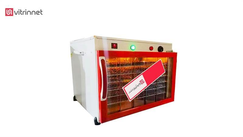 میوه خشک کن و سبزی خشک کن 6 سینی برقی مدل AS20