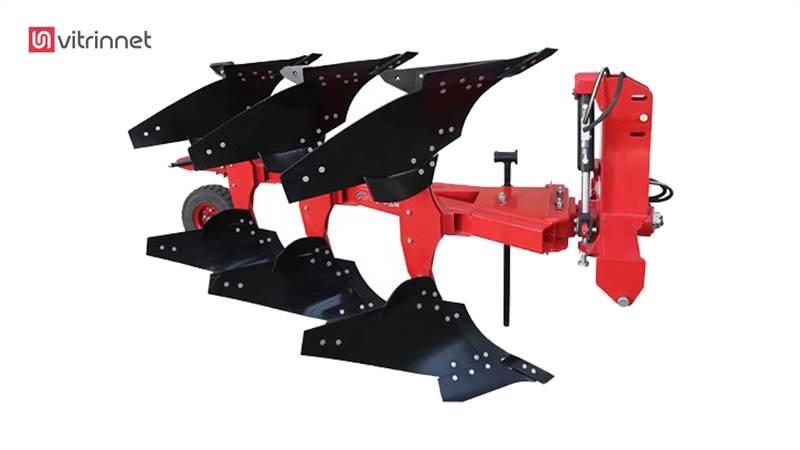 دستگاه گاو آهن سه خیش
