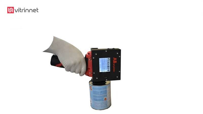 جت پرینتر دستی پرتابل بدون سنسور