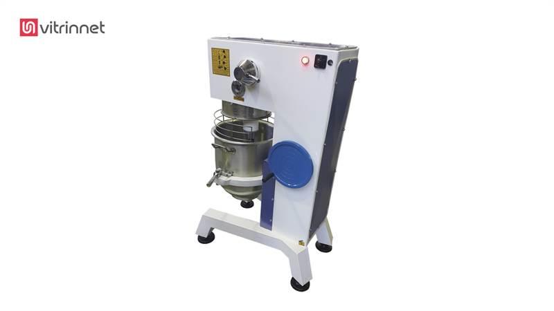 میکسر قنادی 50 لیتری پاتیل استیل همزن آلومینیوم  MX-5000a