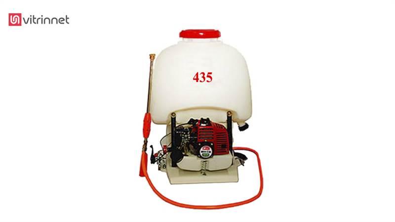 دستگاه سمپاش پشتی موتوری مدل 435