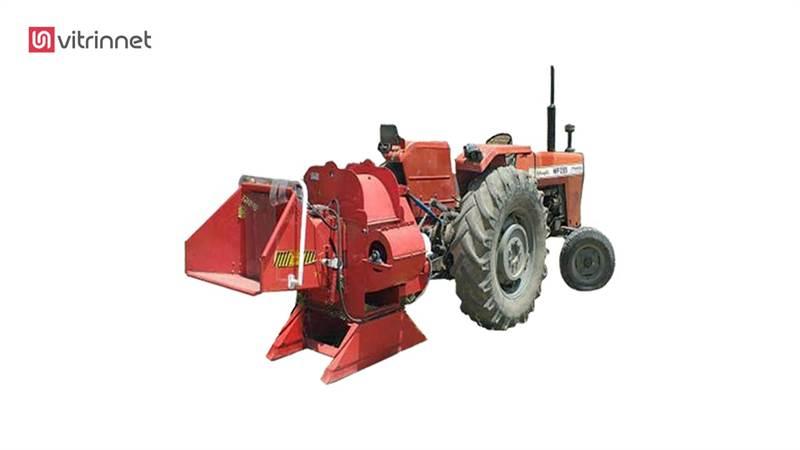 دستگاه چوب پودر کن مدل TP960