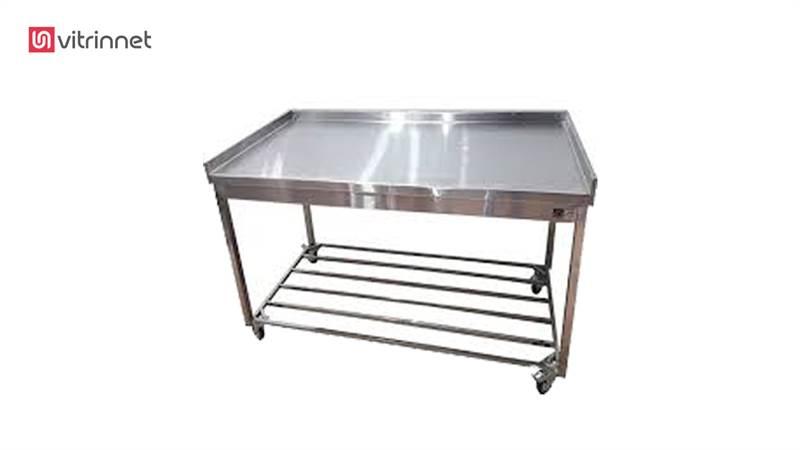 میز کار استیل 150
