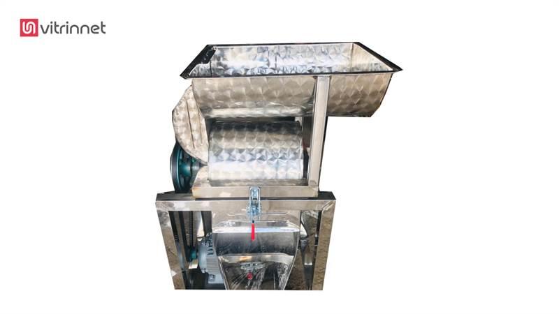 دستگاه آب گوجه گیر خانگی