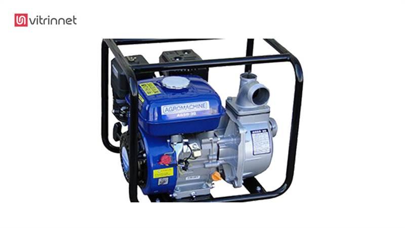 دستگاه موتور پمپ آب بنزینی ۲ اینچ هندلیAG50-30