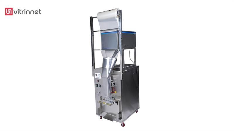 دستگاه بسته بندی پودر 25 تا 1200 گرم بک سیل