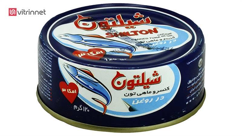 خط تولید کنسرو تن ماهی