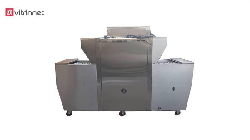 ماشین ظرفشویی صنعتی مدل MZF2