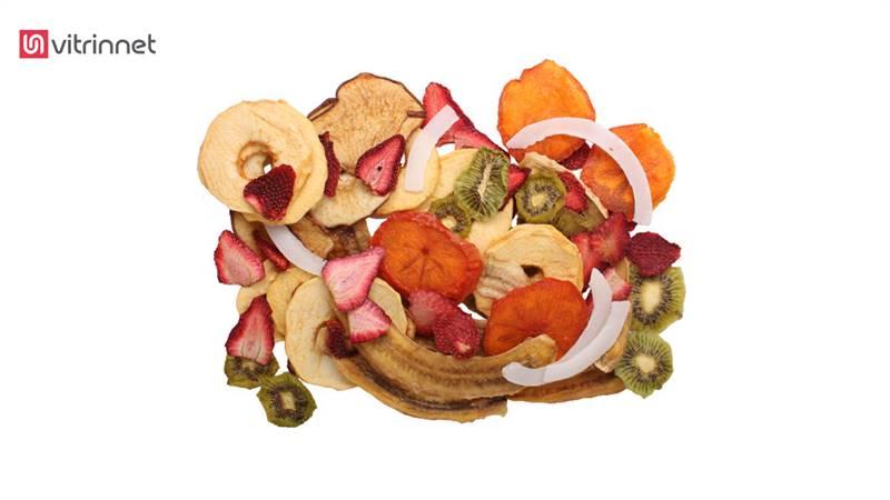 دستگاه خشک کن میوه و سبزی تک کابین