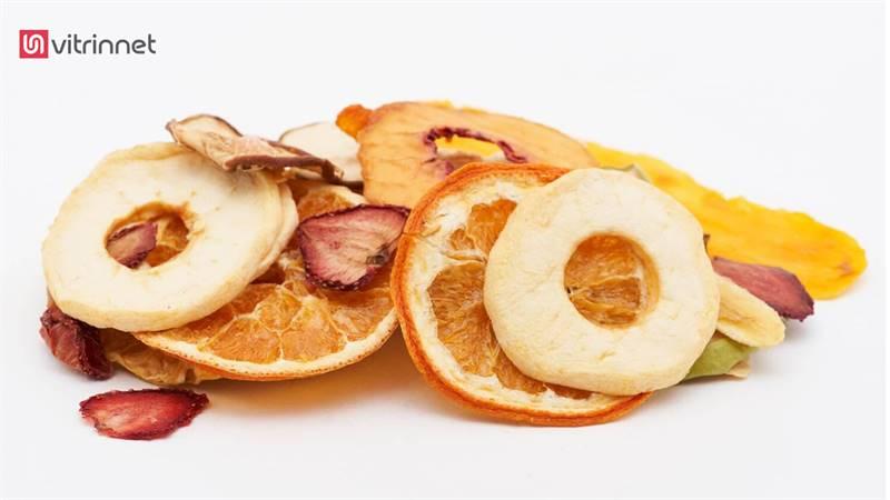 دستگاه خشک کن میوه و سبزیجات با ورودی ۵۰ کیلوگرم