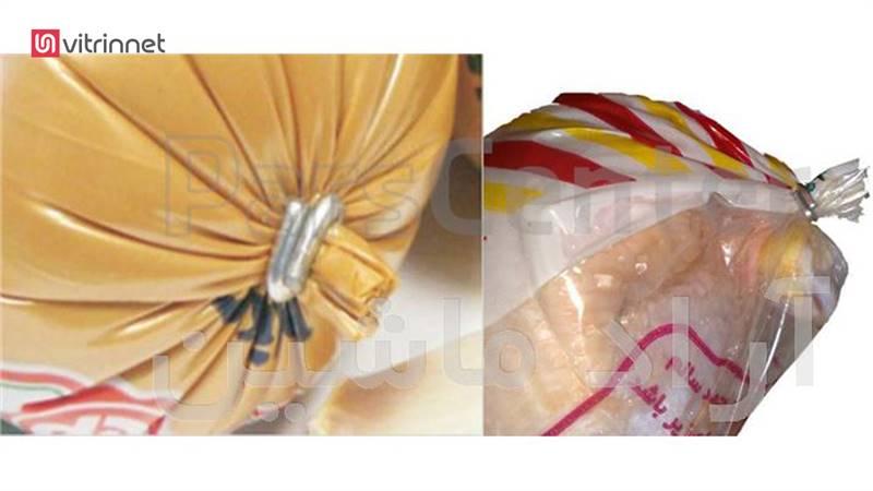 دستگاه کلیپس زن مرغ