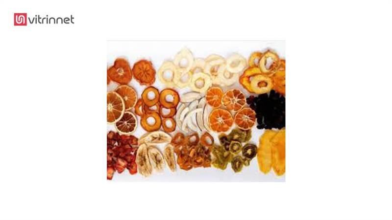 دستگاه خشک کن صنعتی میوه و سبزیجات دو کابین