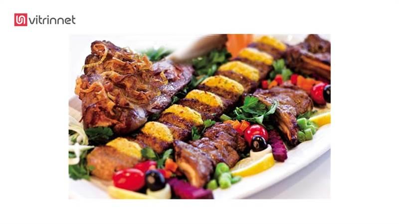 کباب زن صنعتی یا سیخ گیر مبله آبگرم المنتی
