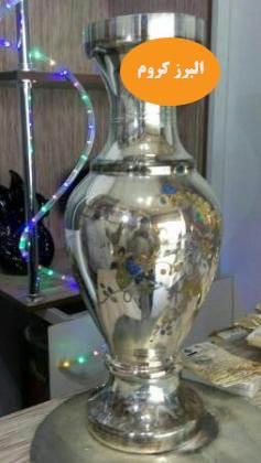 دستگاه آبکاری فانتاکروم بر اشیا مختلف