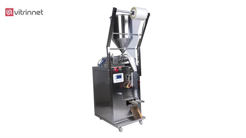 دستگاه ساشه مایعات سه طرف دوخت مدل 21533