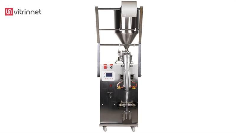 دستگاه ساشه مایعات بک سیل مدل 20546