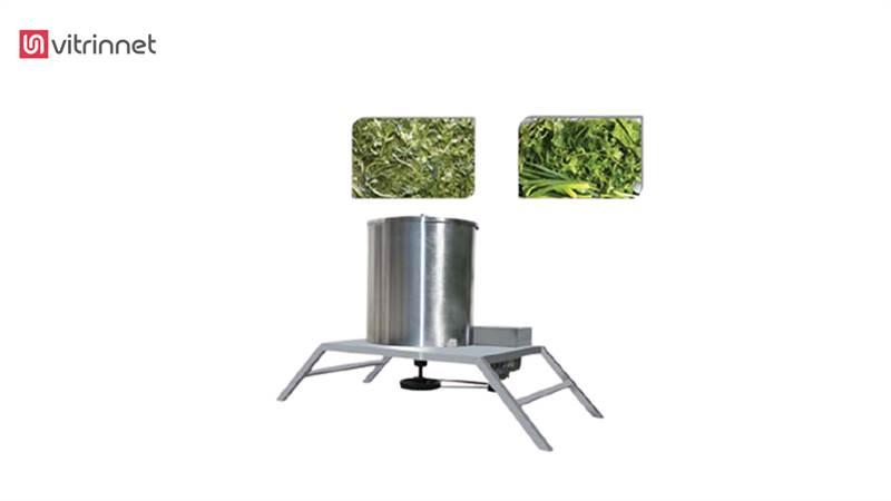 دستگاه آبگیر و روغنگیر سانتریفیوژ مدل ssn1005i