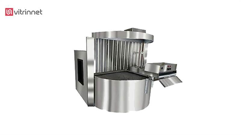 دستگاه پخت نان دوار