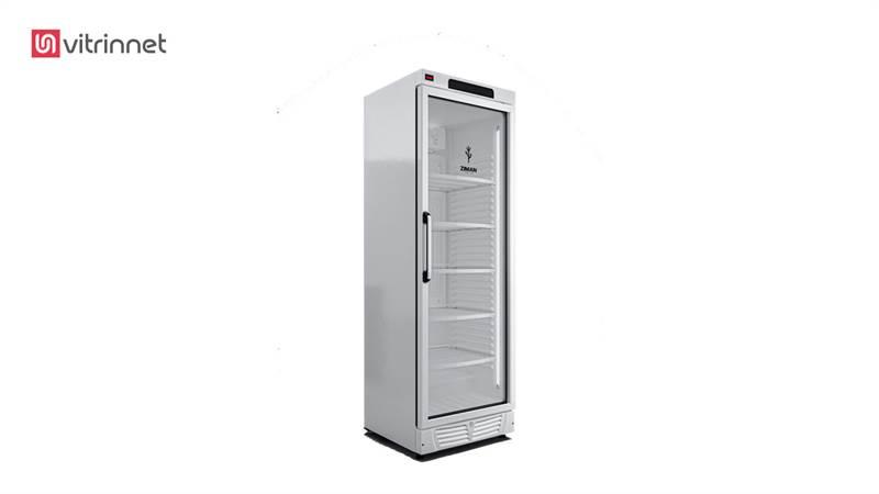 یخچال ویترینی مدل بدون تاج VR 375 L