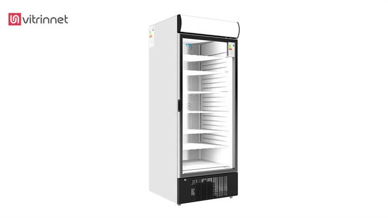 یخچال ویترینی تک درب کینو مدل KR800