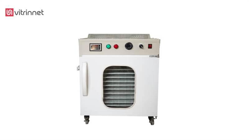 دستگاه میوه خشک کن صنعتی 12 سینی مدل D60e