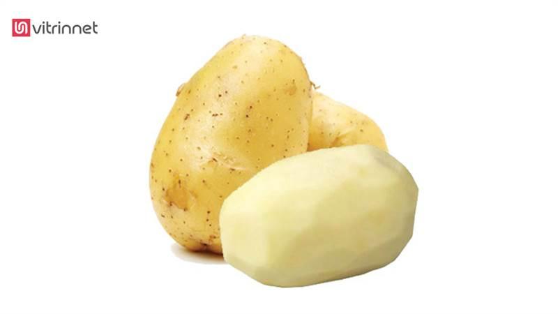 دستگاه پوست کن کوچک سیب زمینی