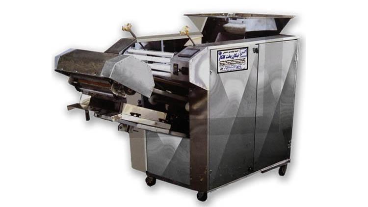 دستگاه پهن کن تمام اتوماتیک جهت نان لواش و تافتون