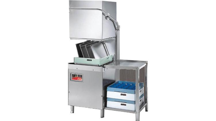 ماشین ظرفشویی مدل هودتایپ , ماشین ظرفشویی صنعتی
