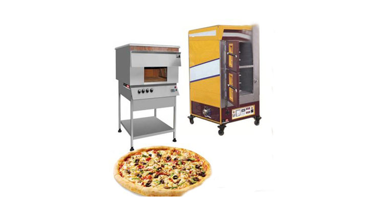 فر پیتزا طبقاتی