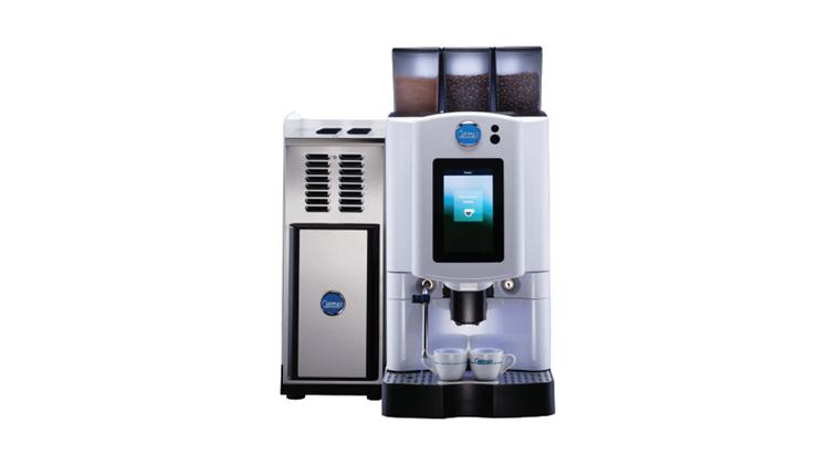 قهوه ساز هوشمند تمام اتوماتیک کاریمالی مدل Armonia soft plus