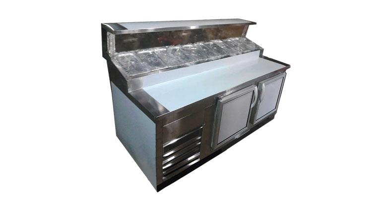تاپینگ 120 (6 لگن) , تجهیزات آشپزخانه صنعتی