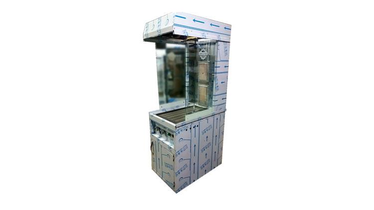دستگاه کباب ترکی تک سیخ مبله , تجهیزات آشپزخانه صنعتی