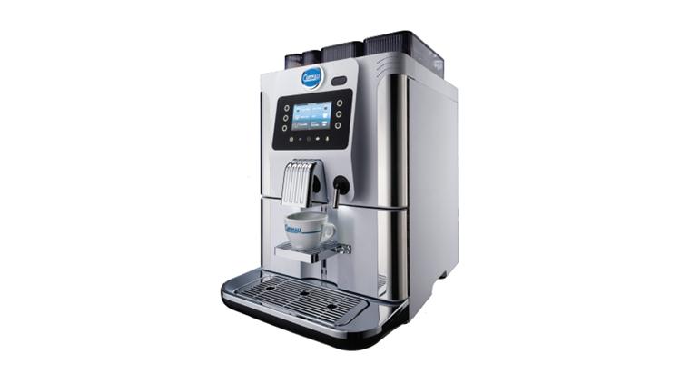 قهوه ساز هوشمند تمام اتوماتیک کاریمالی مدل bluedot