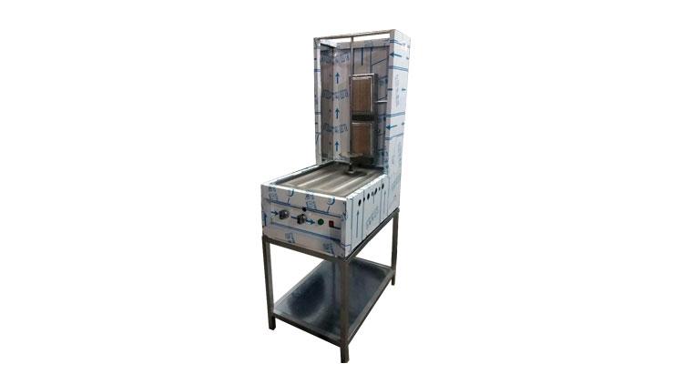 دستگاه کباب ترکی تک سیخ رومیزی , تجهیزات آشپزخانه صنعتی