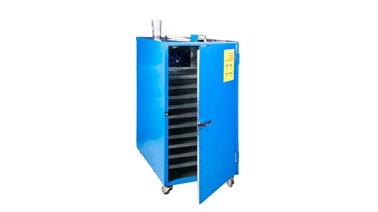 دستگاه خشک کن میوه و سبزی- 10 سینی گازی , دستگاه سبزی و میوه خشک کن صنعتی